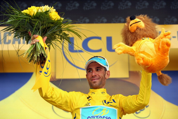 Vincenzo Nibali has all but won the 2014 Tour de France ©Getty Images