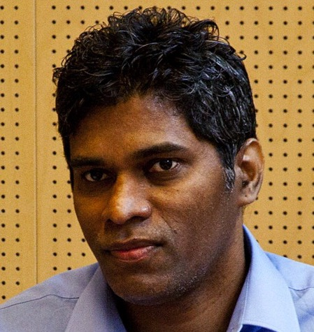 Wilson Raj Perumal has denied claims that he correctly predicted the result of a World Cup match between Cameroon and Croatia ©Getty Images