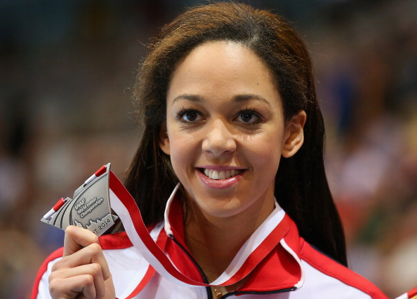 World indoor silver medal winner Katarina Johnson-Thompson has been forced to withdraw from the Commonwealth Games due to injury ©Getty Images