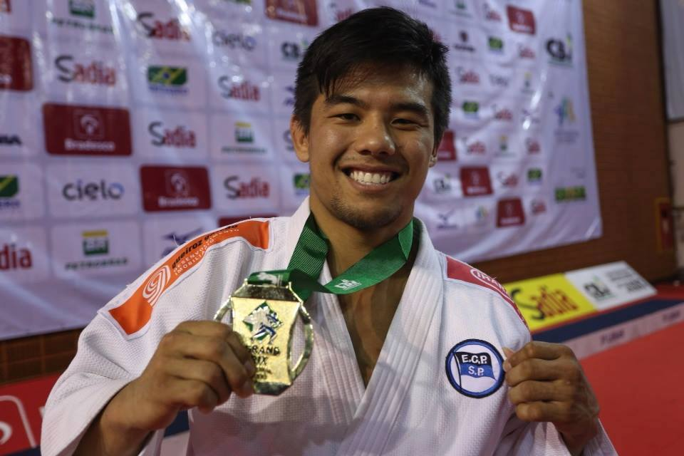 Charles Chibana: World number one
