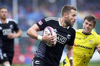 The All Blacks have named their squad for Glasgow 2014 as they look for a fifth Commonwealth Games gold medal ©AFP/Getty Images