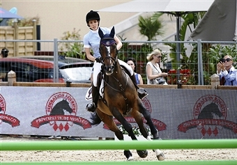 The International Equestrian Federation is inviting offers from broadcasters for upcoming events ©AFP/Getty Images