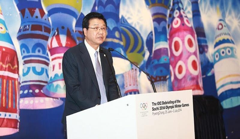 Kim Jin-sun has resigned as President of Pyeongchang 2018 ©Pyeongchang 2018