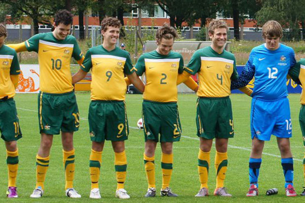 The Pararoos were formed for the Sydney 2000 Paralympics, where they finished fifth, but failed to qualify for London 2012 ©FFA