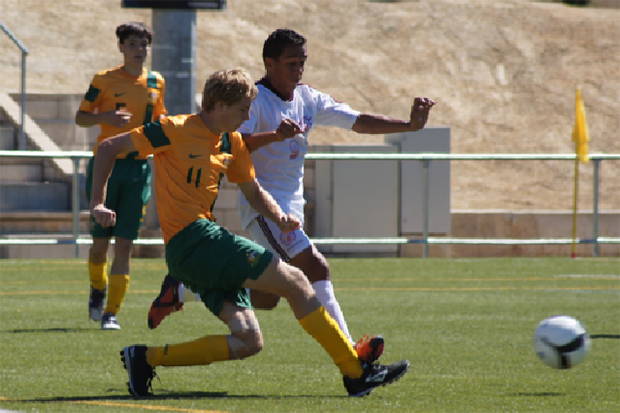 The future of the Pararoos is in doubt after the Australian Sports Commission cut their funding ©FFA