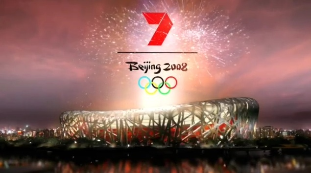Beijing 2008 was the last Olympics covered by Seven Network ©Seven Network