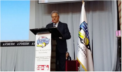 A warning was handed to the WBSC during on the second day of the IOC Executive Board meeting in Lausanne ©WBSC