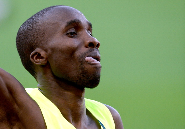 Silas Kiplagat, who upset Asbel Kiprop's plans in Monaco to become the fourth fastest man ever at 1500m ©Getty Images