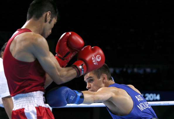 AIBA officials have insisted they will not reverse their decision to scrap headguards ©Getty Images
