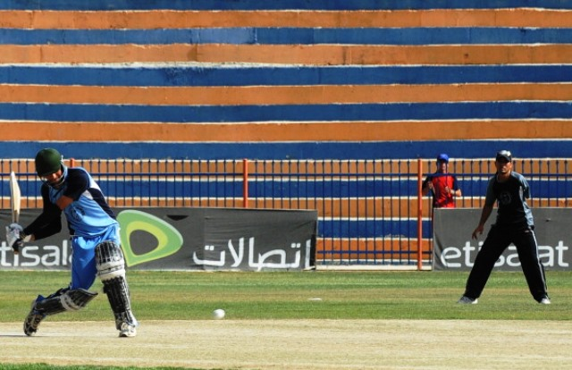 A grant from the Indian Government is going towards the construction of a cricket stadium in Kandahar ©AFP/Getty Images