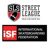 A new partnership has been announced between Street League Skateboarding and the ISF ©SLS/ISF