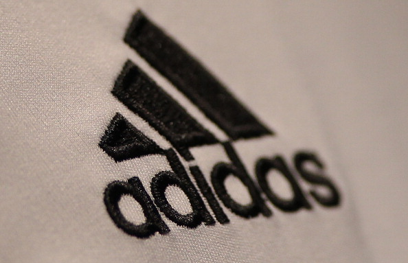 Adidas' share price has dropped by more than 16 per cent in two days ©AFP/Getty Images