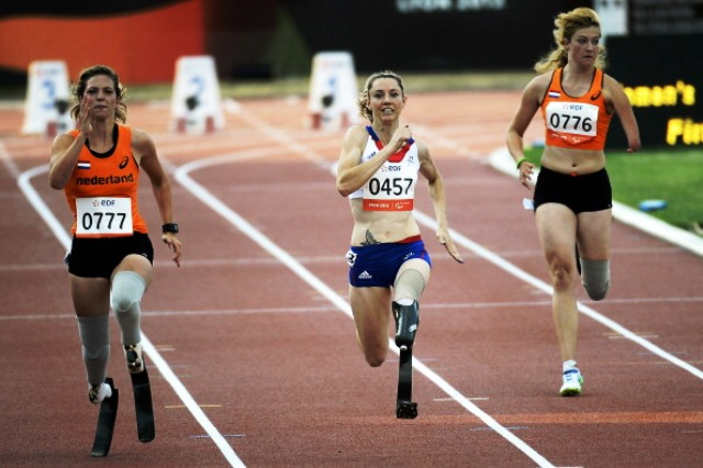 All the action from the IPC Athletics Euroepan Championships will be streamed live online ©AFP/Getty Images