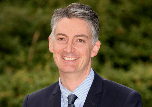 Anthony Moore has been appointed the new chief executive of Basketball Australia ©Basketball Australia