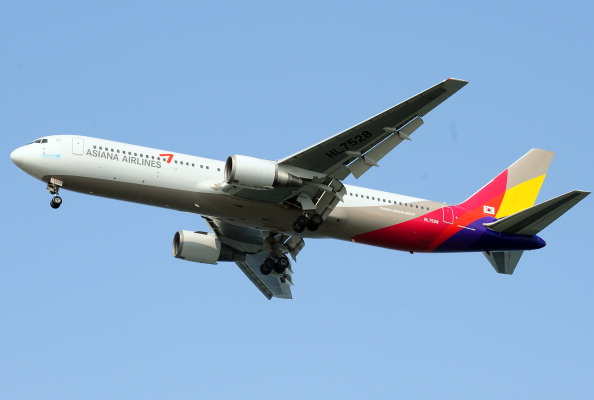 Asiana Airlines will promote the Gwangju 2015 Universiade in its aircrafts ©Getty Images