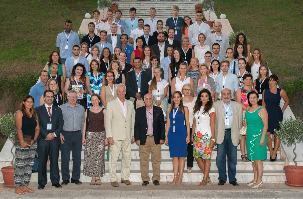 Baku 2015 officials are in Greece this week attending the European Youth Session in Olympia ©Baku 2015