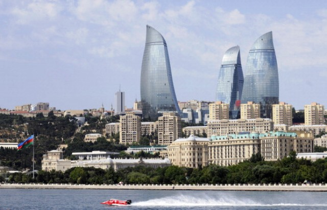 Baku is an ambitious sports city according to Germany's Chef de Missio Bernhard Schwank ©AFP/Getty Images