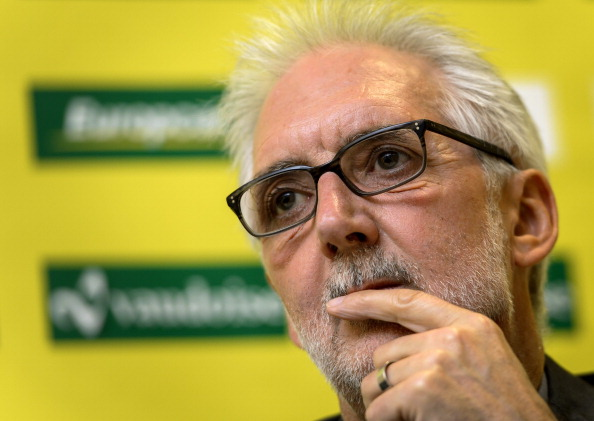 Brian Cookson believes China can become a cycling power ©AFP/Getty Images