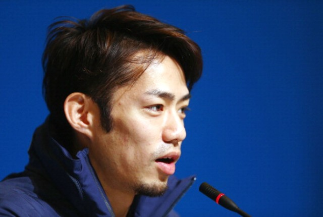 Daisuke Takahashi has denied that he was the victim of any sexual harassment from Seiko Hashimoto ©Getty Images