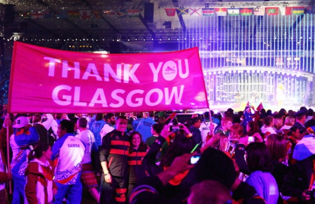 Fantastic, exciting and fun were the words most commonly used to describe the Glasgow 2014 Commonwealth Games ©Getty Images