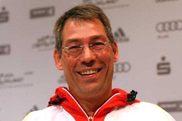 Germany Chef de Mission Bernhard Schwank