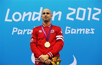 Benoit Huot is appealing for the return of a number of medals stolen from his home in Montreal ©Getty Images