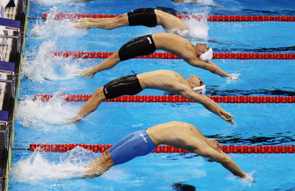 Globosat will broadcast a host of swimming championships across Brazil for seven years from 2015 ©Getty Images