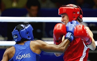 Nicola Adams put in a class performance to reach the gold medal decider at Glasgow 2014 ©Getty Images