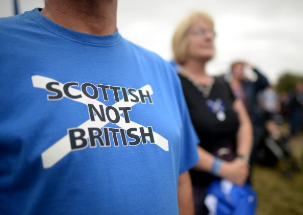 The case for Scottish independence has been enhanced by the successful staging of the Commonwealth Games ©Getty Images
