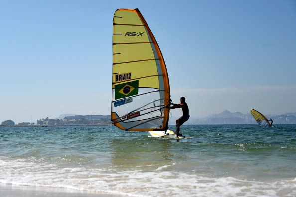 The first Rio 2016 test event is being held this week, with more than 300 sailors competing in the Aquece Rio International Sailing Regatta ©Getty Images
