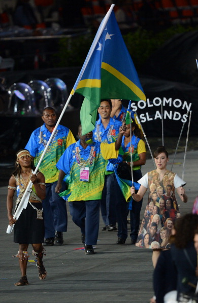 The vice-president of the National Olympic Council of Solomon Islands is facing claims he misused funds ©Getty Images