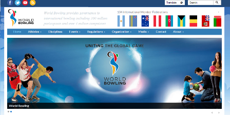 World Bowling hopes its new website will help it unite the sport around the planet ©World Bowling
