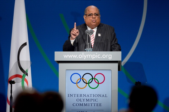 IOA President Narayana Ramachandran has announced there will be an investigation into the behaviour of Rajeev Mehta ©AFP/Getty Images