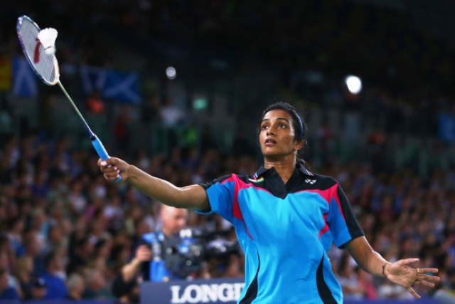 India's PV Sindhu picked up an impressive win over Chinese world number two Wang Shixian in Copenhagen ©Getty Images