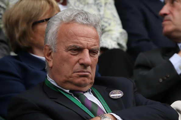 International Tennis Federation President Francesco Ricci Bitti said the decisions were difficult ©Getty Images