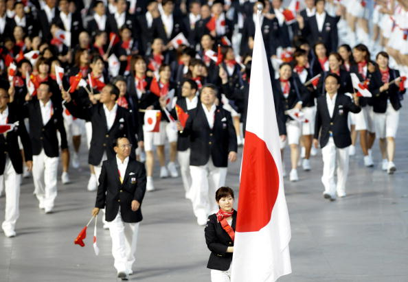 Japan's athletes, who last competed in a major Games in China at Beijing 2008, have been told to wear casual clothing when walking around Nanjing during the Youth Olympics ©AFP/Getty Images