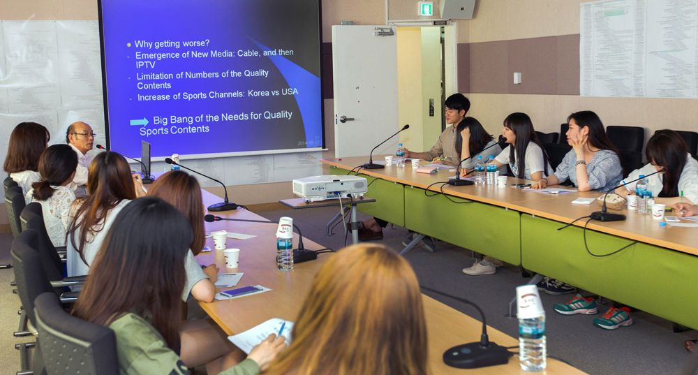 Local university students will be given the chance to become broadcasting assistants during the Gwangju 2015 Universiade ©Gwangju 2015