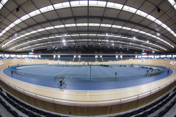 London's Lee Valley VeloPark has been named to host the second round of the UCI Track Cycling World Cup series ©Getty Images