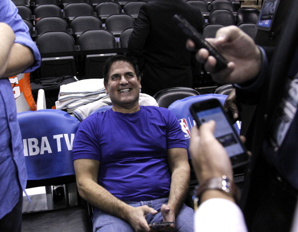 Mark Cuban has criticised the sending of NBA players to the Olympics ©Getty Images