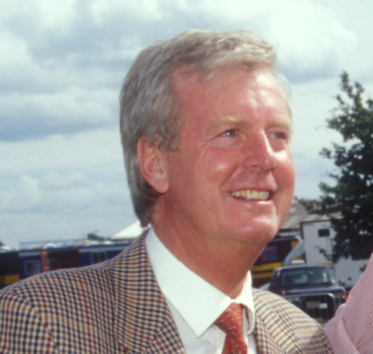 Michael Bullman has passed away aged 72 ©Kit Houghton/FEI