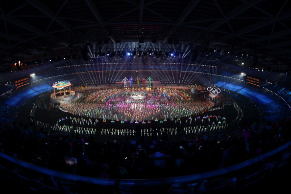 Nigeria shunned the Opening Ceremony last night due to their disgust at how they had been treated, it is claimed ©Getty Images