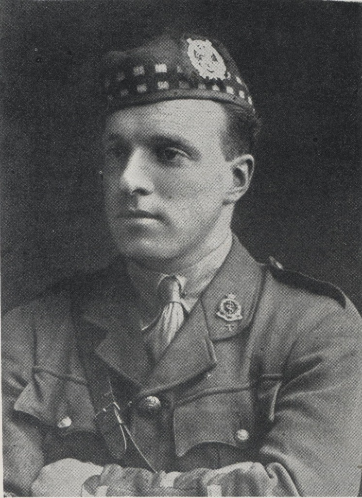 Noel Chavasse won the highest British award for gallantry, the Victoria Cross ©Hulton Archive