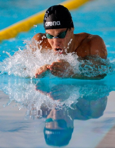 Oleksii Fedyna claimed one of Ukraine's six gold medals on the opening day of the International Paralympic Committee Swimming European Championships ©Getty Images