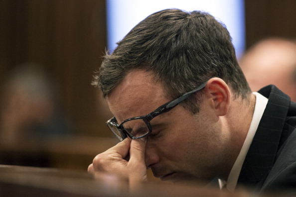 Oscar Pistorius has been accused of premeditated murder by the prosecution ©AFP/Getty Images