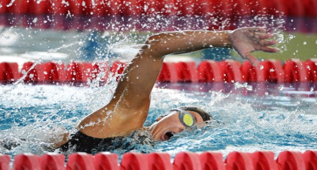 Rebecca Meyers set a second world record at the Pan Pacific Para-Swimming Championships today ©Getty Images