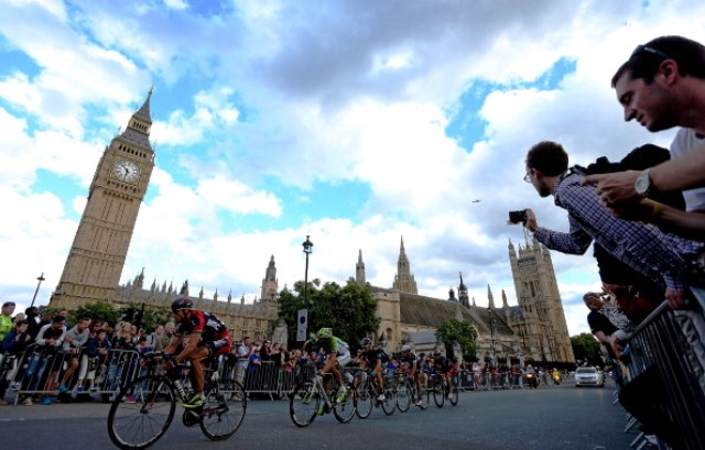Registration for next year's Prudential RideLondon-Surrey 100 is now open ©Getty Images