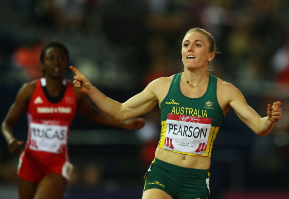 Sally Pearson will be going for gold tonight at Hampden Park ©Getty Images