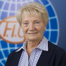Slava Corn has been named to the IOC Women and Sports Commission ©FIG