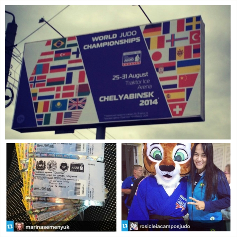 Social media is a vital tool for sports in build up to major Championships ©IJF
