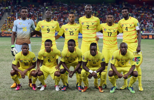 Some of Togo's players have reportedly expressed concerns about playing in Guinea ©Getty Images